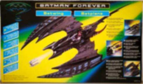 Batman Forever - Batwing Kenner sealed