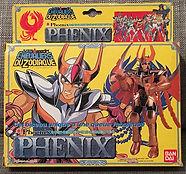 Saint seiya chevaliers du zodiaque ikki phenix phoenix no bandai france Japan JAP  made in