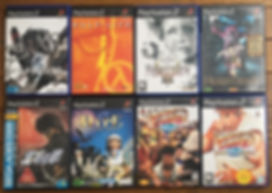 Hype StreetFighter II haunting ground herdy gerdy hype the time quest half-life ps2 playstation 2