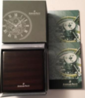 audemars piguet 15300st box paper