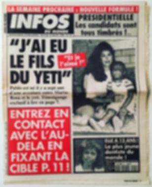 infos du monde 1994 n°47