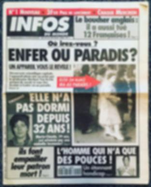 infos du monde 1994 n°1