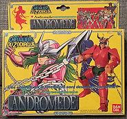 Saint seiya chevaliers du zodiaque shun andromede andromeda bandai france Japan JAP  made in