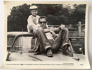 A perfect world lobby card kevin costner