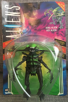 Aliens - King Alien Kenner sealed