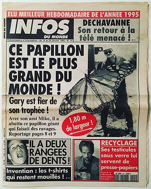 infos du monde 1994 n°44