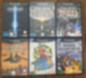 Nintendo GameCube Star Wars Sunshine Super Mario Smash Bros Melee