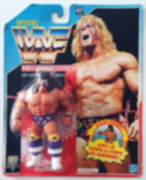 WWF série 2 Ultimate Warrior neuf