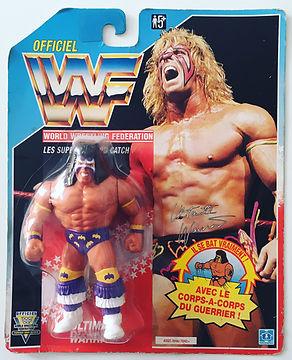 WWF série 2 Ultimate Warrior neuf