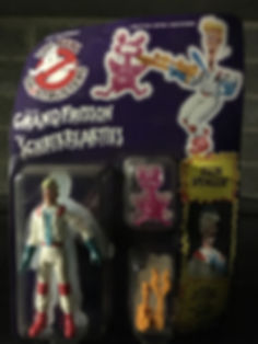 Egon Spengler Real Ghostbusters sealed