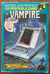 Bandai LSI Vampire Table Top