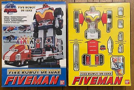 bandai fiveman five robot dx de luxe france.jpg