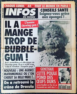 infos du monde 1994 n°26