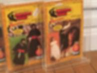 Indiana Jones Raiders of the lost ark original 4 back KENNER 1982 NEW marion ravenwood