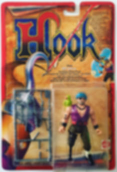 Hook Mattel Peter Pan toys jouets