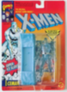 X-men iceman toy biz