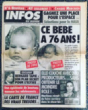 infos du monde 1994 n°6