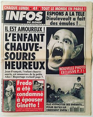 infos du monde 1994 n°35