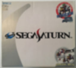 Sega Saturn Derby Stallion Limited skeleton region free