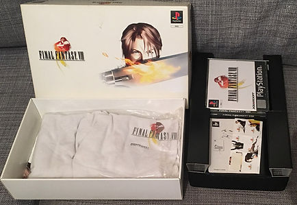 Final Fantasy VIII limited edition BOX PAL