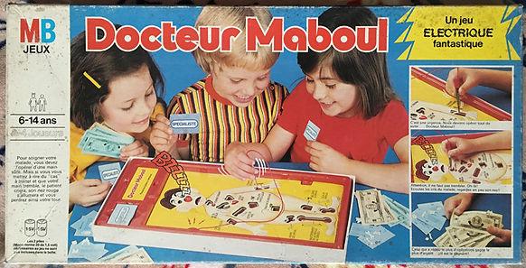 Docteur Maboul - MB france