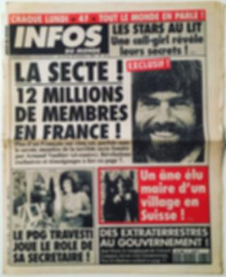 infos du monde 1994 n°32