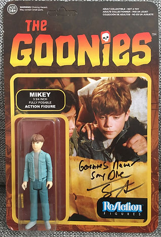 MIKEY (reaction) Goonies