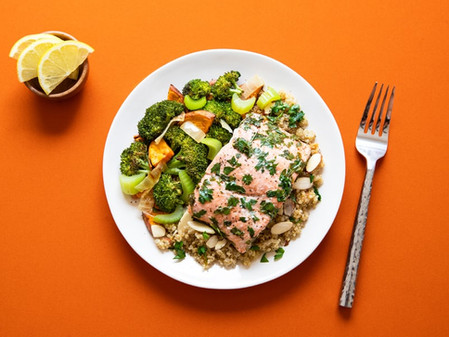 Ditch the Post-Holiday Detoxes: Get Back to Basics by Building a Better Plate!