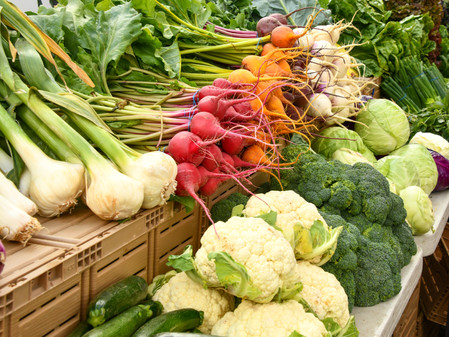 4 Summer Veggies that are Delicious, Nutritious, and Easy to Cook with!