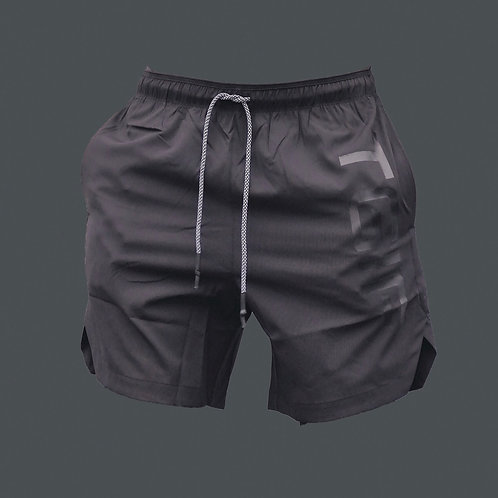 BLVK X BLVK MENS LIFESTYLE SHORTS