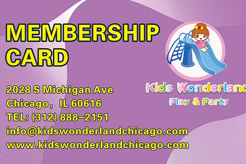 Monthly Membership (Sibling)