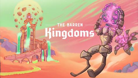 The Barren Kingdoms