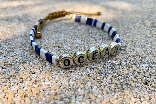 Bracelet Océan - Claire Berteau