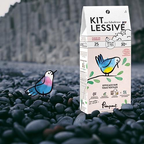 Le kit lessive - Pimpant
