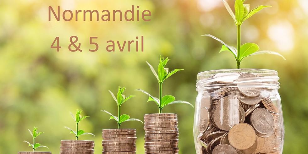 Normandie 4 & 5 avril 2020 - Avec ou sans argent soyons libres