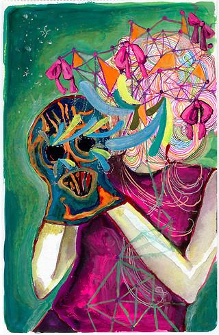 Fetish Mask, 2010