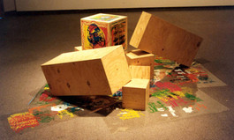 Large Building Blocks, 1997