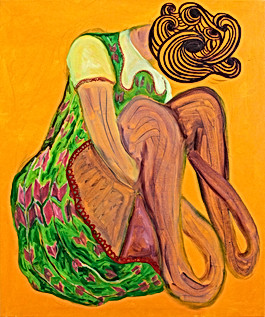 Figure with Impractical Pose IV, 2002-03