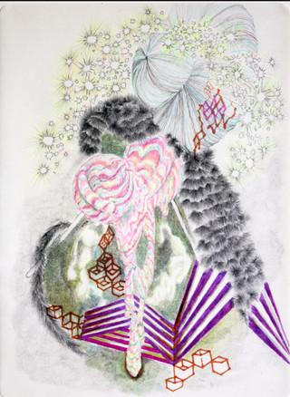 Woman in Fur, 2007