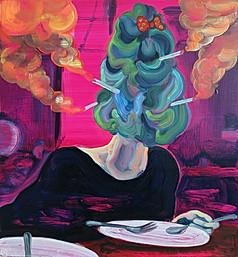 Smoking Head, 2012
