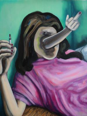 Finger Series VII, 2015