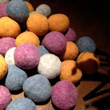 Jennifer LeBrun, Ulat Dryer Balls