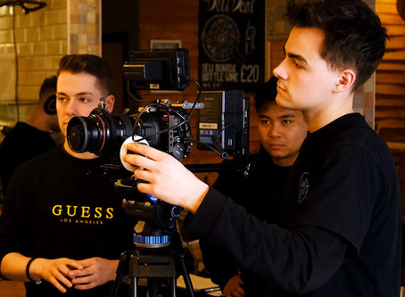 """Open House Pictures: """"becoming professional filmmakers"""""""