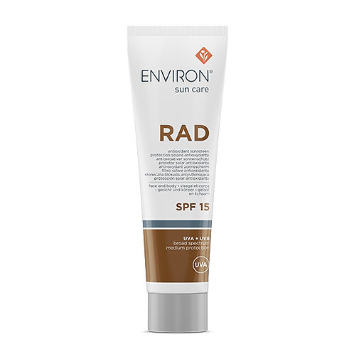 RAD Antioxidant Sunscreen SPF15