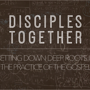 DISCIPLES TOGETHER: KOINONIA