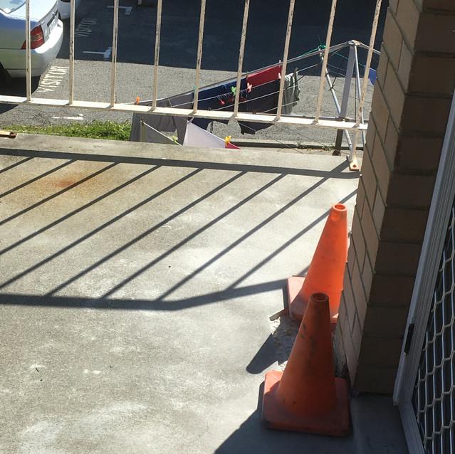 Conspar concrete cancer treatment at this residential strata block in Osborne Park.