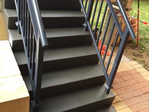 Non-slip Conspar protective floor coatings in Inglewood