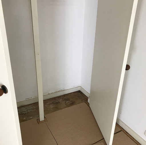 Conspar begins work to treat rising damp at this property in Subiaco.