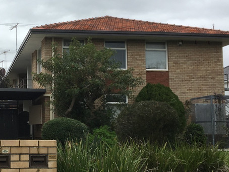 Applecross unit block gets concrete cancer repairs