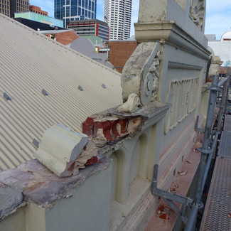 Urgent Structural Repairs, CBD
